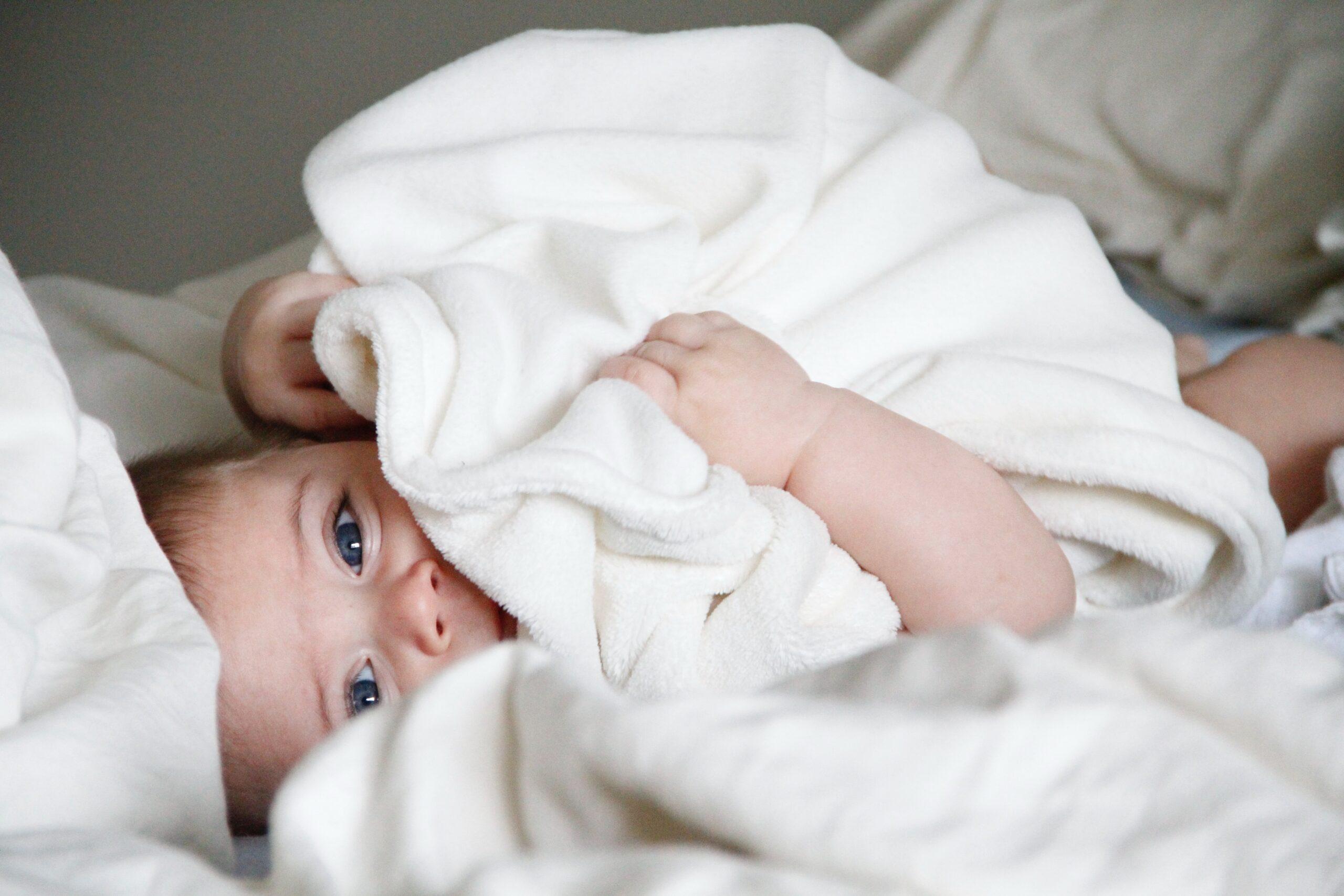 赤ちゃん寝顔4